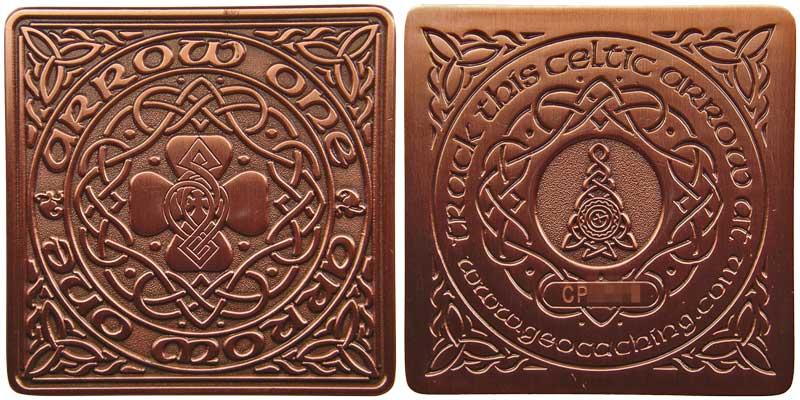 Arrow One Celtic (Copper)