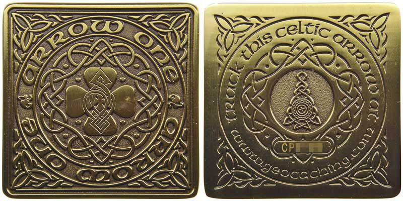 Arrow One Celtic (Gold)