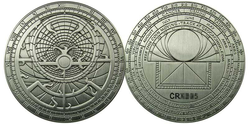 Astrolabe (Silver)