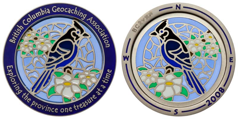 British Columbia Geocaching Association 2008