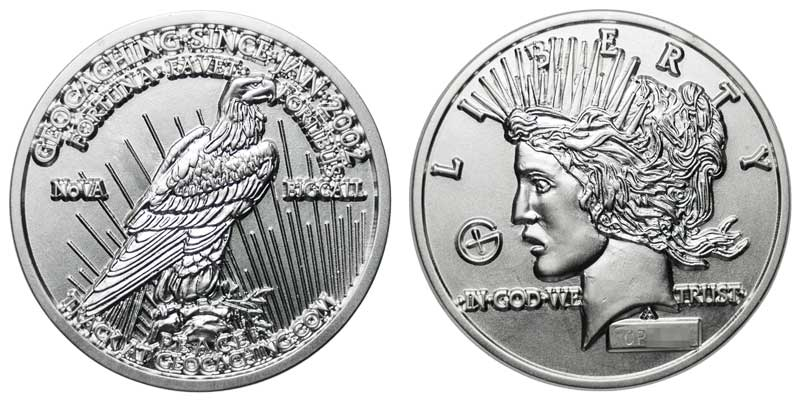 Bigcall Peace Dollar