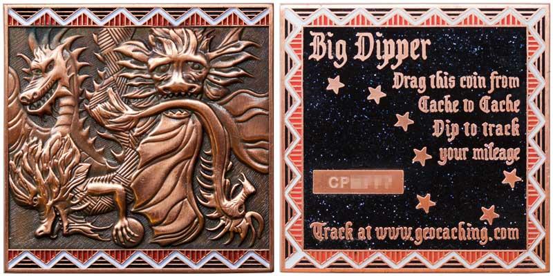 Big Dipper (Copper)