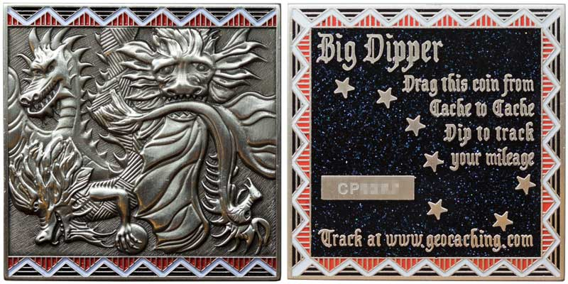 Big Dipper (Silver)