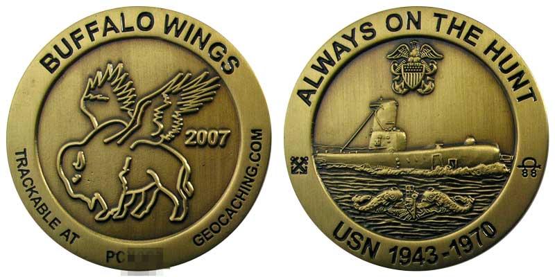 Buffalo Wings 2007 (Gold)