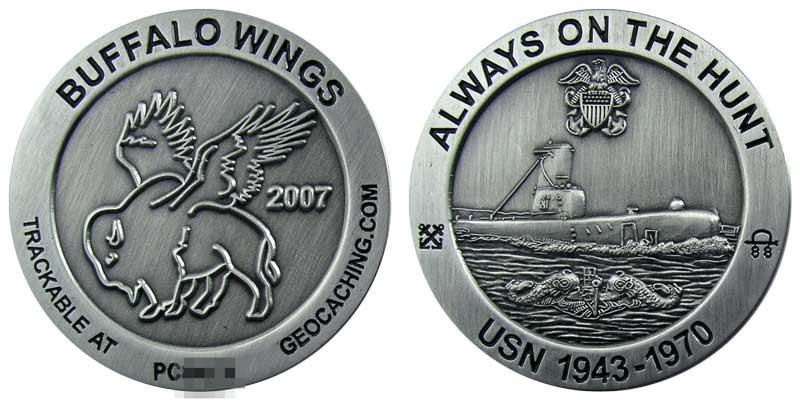 Buffalo Wings 2007 (Silver)