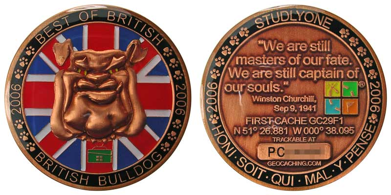 British Bulldog (Copper)