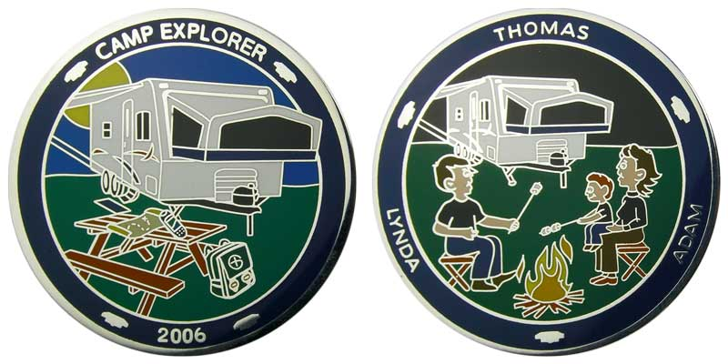 Camp Explorer 2006 (Silver)