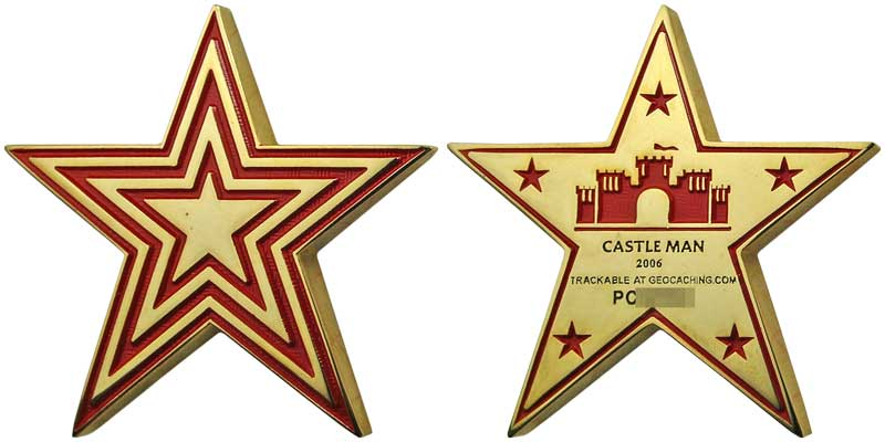 Castle Man 2006 (Gold)