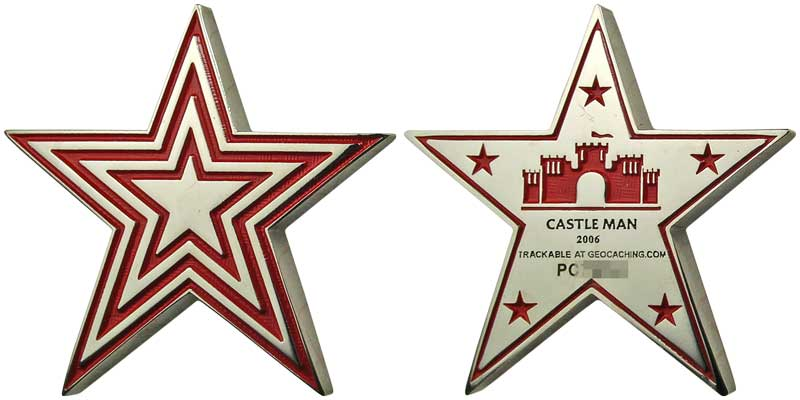 Castle Man 2006 (Silver)