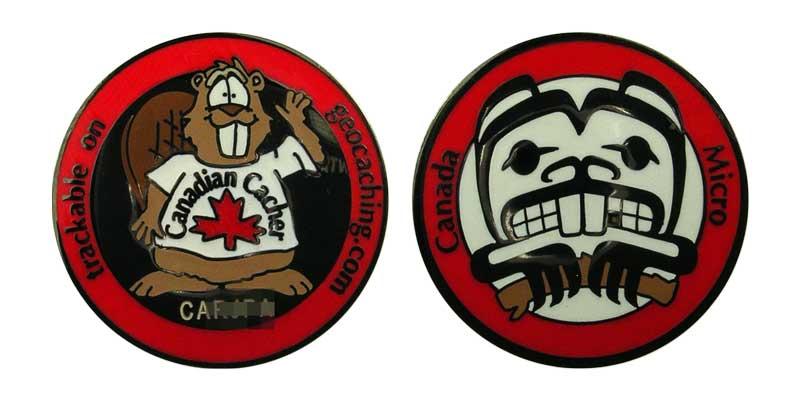 Canada Micro (Black Nickel)