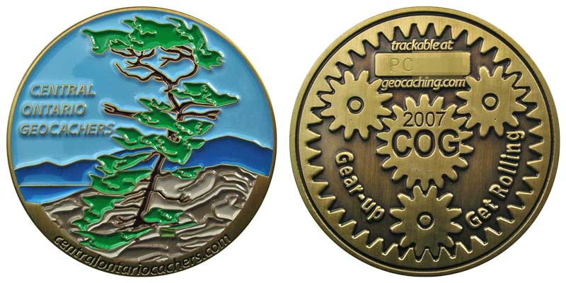 COG 2007 (Antique Gold)