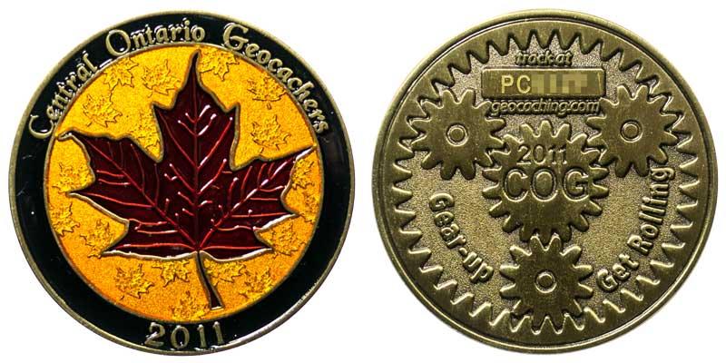 COG 2011 (Red Leaf)