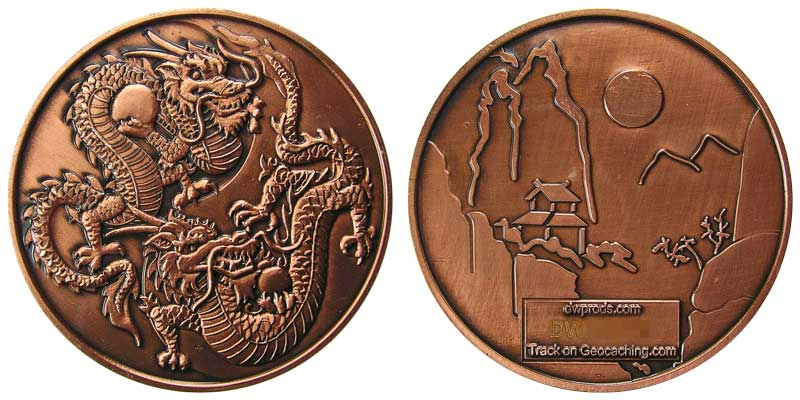 Double Dragon (Copper)
