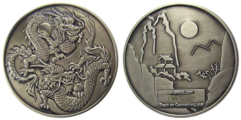 Double Dragon (Silver)