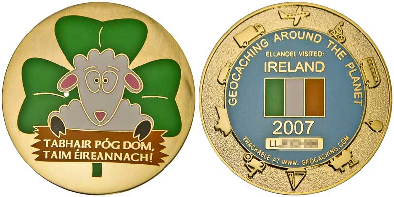 Ellandel - Ireland (Gold)