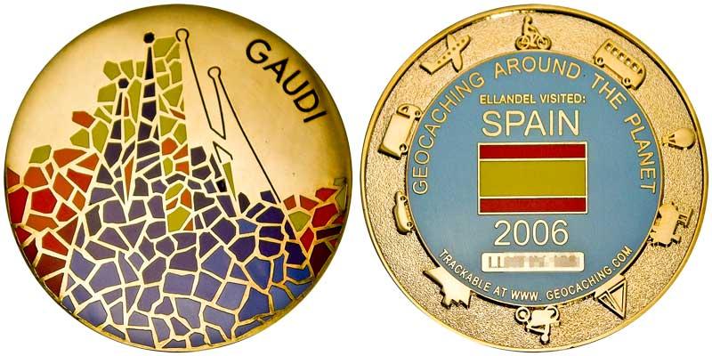 Ellandel - Spain (Gold)