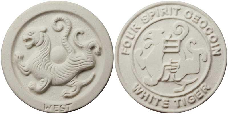 Four Spirit 2 - White Tiger