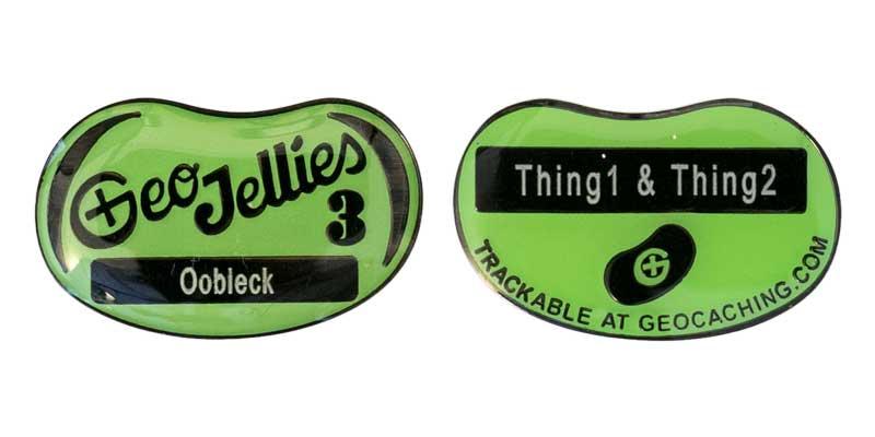 GeoJellies 3 - Thing 1 & Thing 2