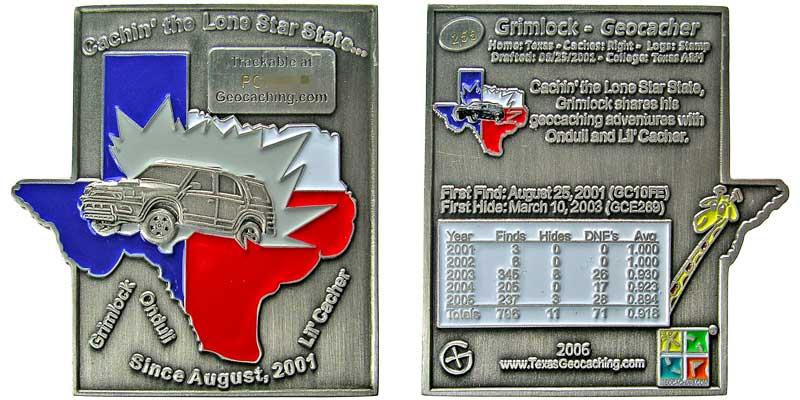 Grimlock (Silver)
