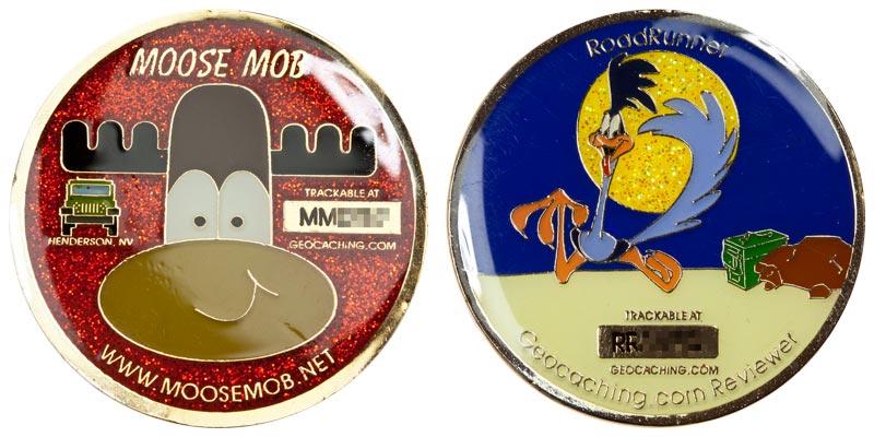 Moose Mob/RoadRunner (Gold)