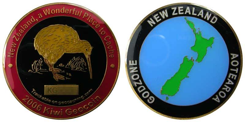 New Zealand Kiwi 2006