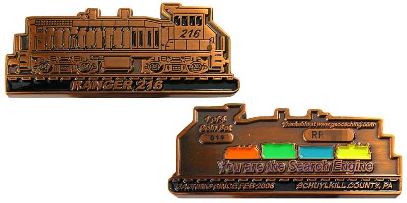 Ranger216 Trainset #C1