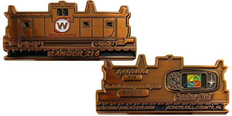 Ranger216 Trainset #C4