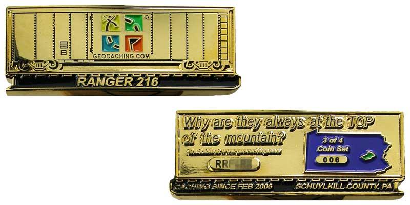 Ranger216 Trainset #G3