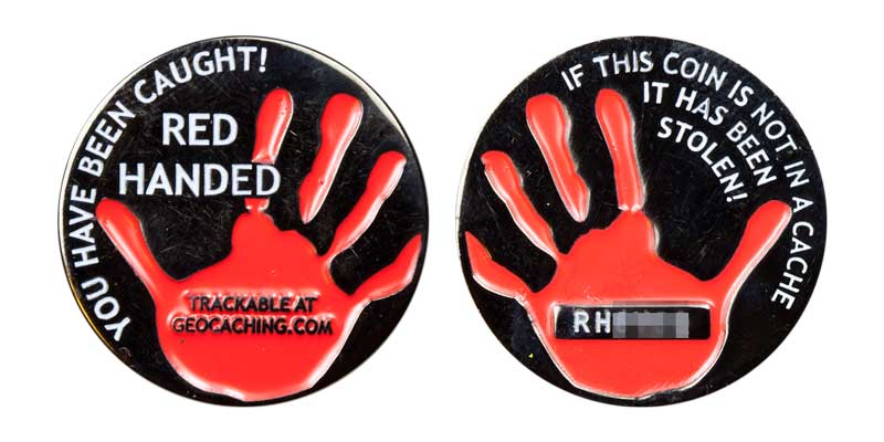 Red-Handed Micro (Black)