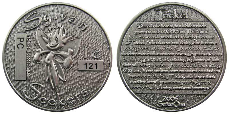 Sylvan Seekers - Trickel (Silver)