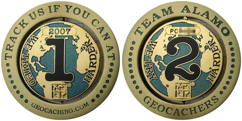 Team Alamo 1-2 (Bronze/Gold)