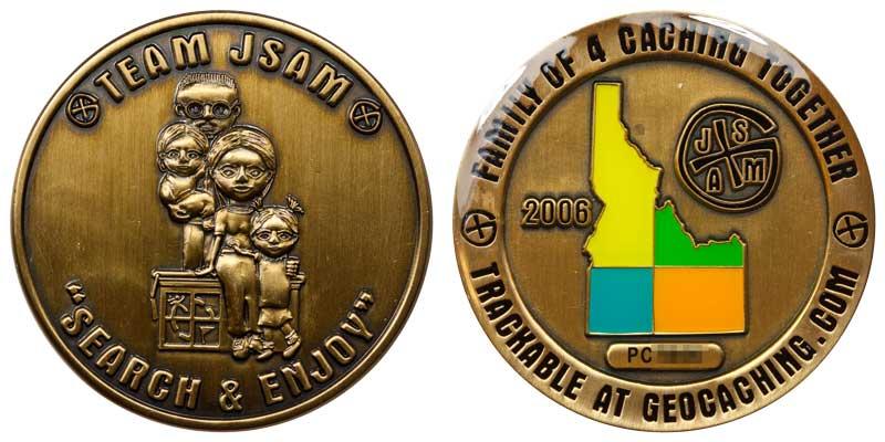 Team JSAM (Antique Gold)