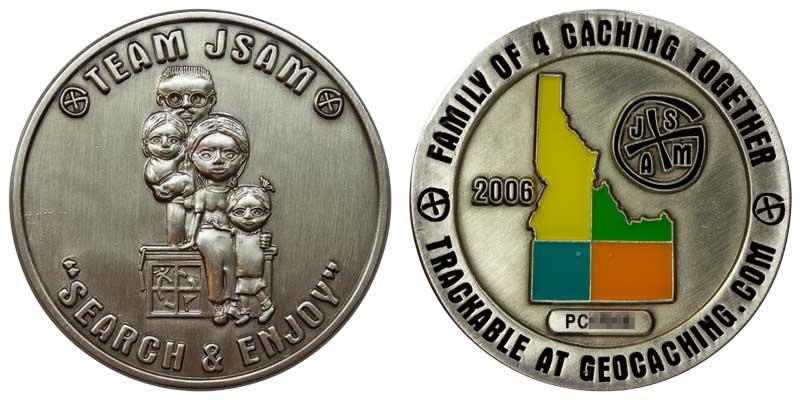 Team JSAM (Antique Silver)