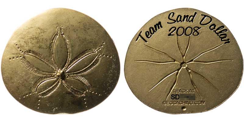 Team Sand Dollar 2008 (Gold)