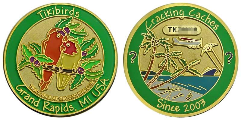 Tikibirds (Gold)