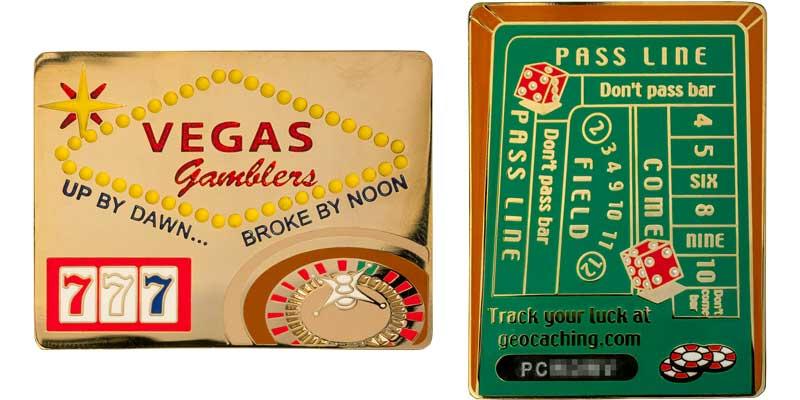 Vegas Gamblers (Gold)