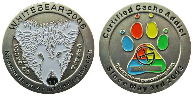 Whitebear 2006 (Silver)