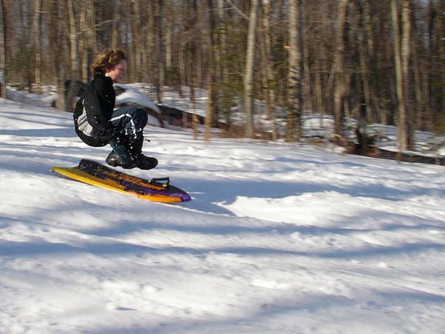 13 Catching Some Serious Air