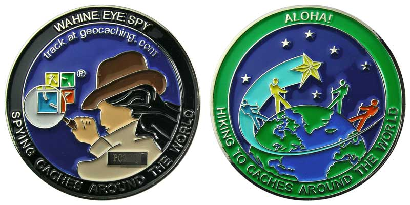 Aloha! & Wahine Eye Spy