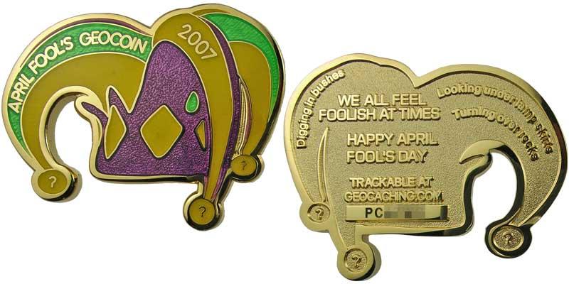 April Fool's 2007 (Gold)