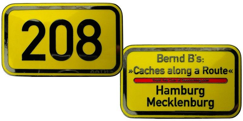 Bernd B's Route 208 (Pol. Gun)