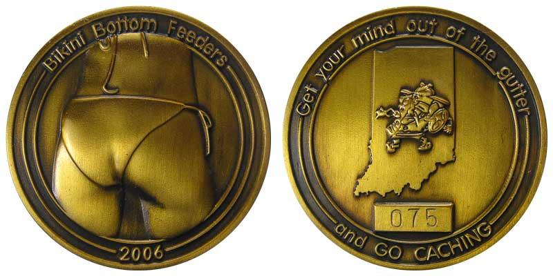 Bikini Bottom Feeders (Gold)