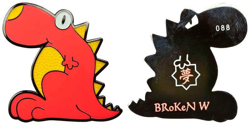 BRoKeN W 2008