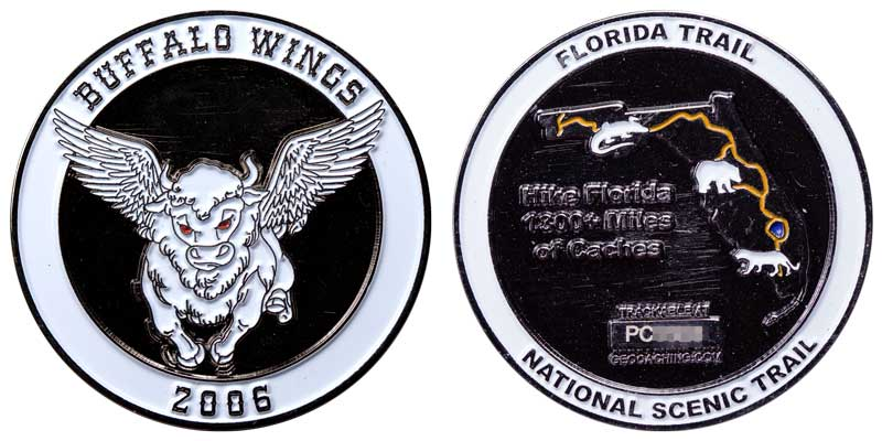 Buffalo Wings 2006 (White)