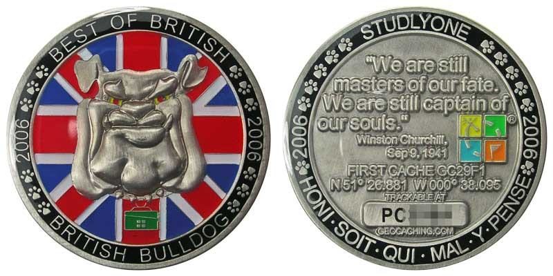 British Bulldog (Silver)