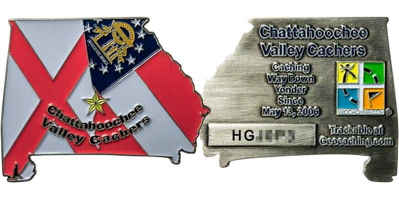 Chattahoochee Valley Cachers (Silver)