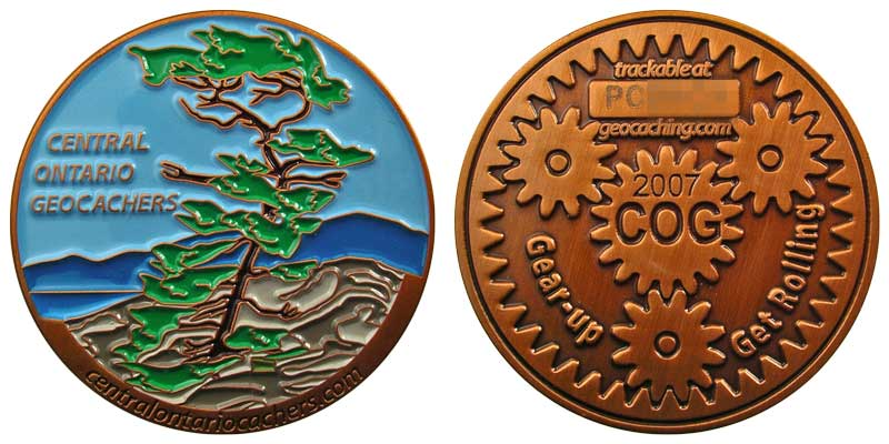 COG 2007 (Antique Copper)