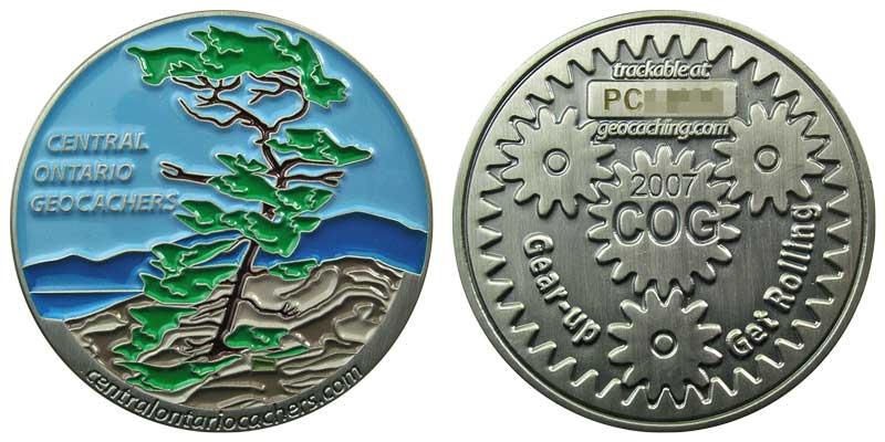 COG 2007 (Antique Silver)