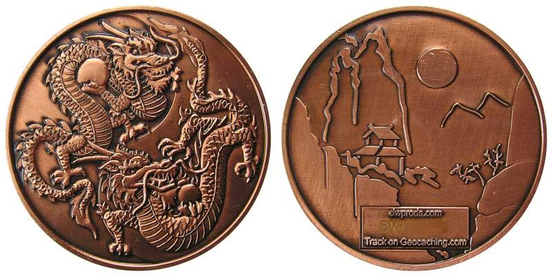 Double Dragon (Copper)