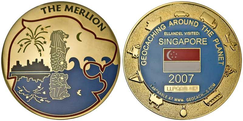 Ellandel - Singapore (Gold)